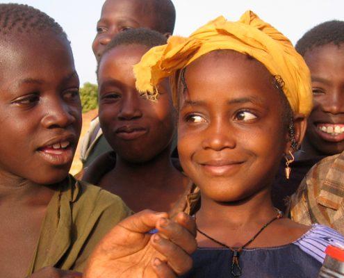 Burkina Faso - breed